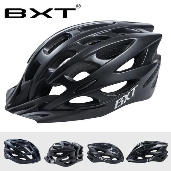 Bicycle Helmet Matte Black Men Women Mountain Road Bike Cycling Helmets MTB Bike Helmet Kids Sports Ultralight Breathable