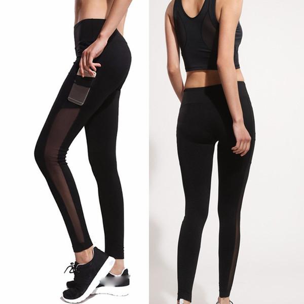 2018 Hot sales Women's Fashion Workout Leggings Fitness Pants Womens Leggings dropshipping july25