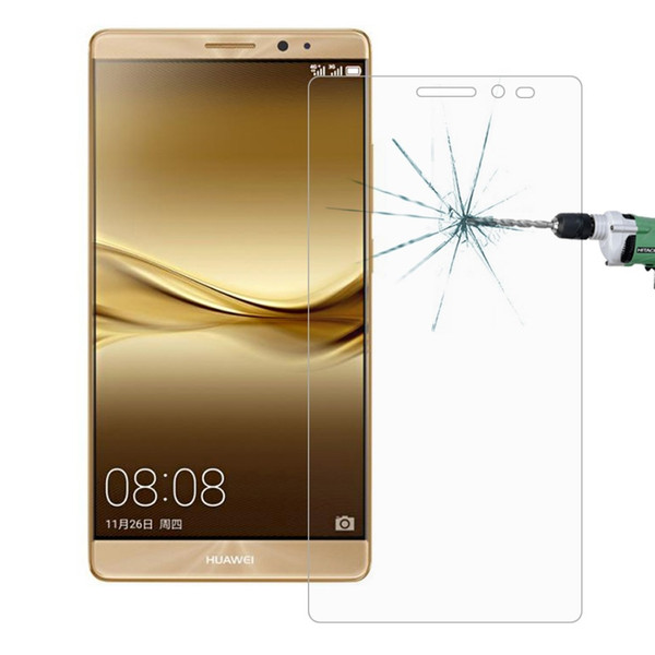 Tempered Glass Screen Protector For Huawei Honor 5X Mate 8 P9 Plus P7 Mate 7 G7 Plus P8 P9 Redmi Note 4X Note 3 5A With Retail Package