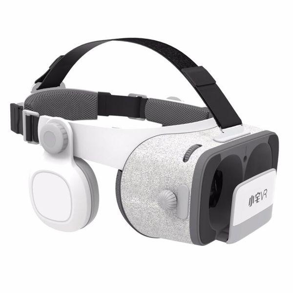 Z4 Update BOBO VR Z5 120 FOV 3D Cardboard Helmet Virtual Reality Glasses Headset Stereo Box for 4.7-6.2' Mobile Phone Smart