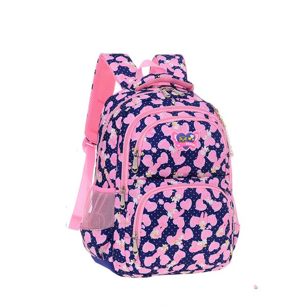 children school bags for girls orthopedic backpack schoolbags kids princess backpack primary bookbag escolar