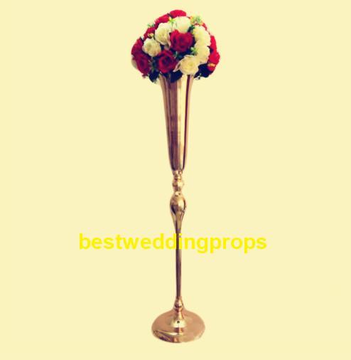 new arrival ,gold mental cylinder candle holder/tall mental cylinder vases wholesale for wedding/table best0127