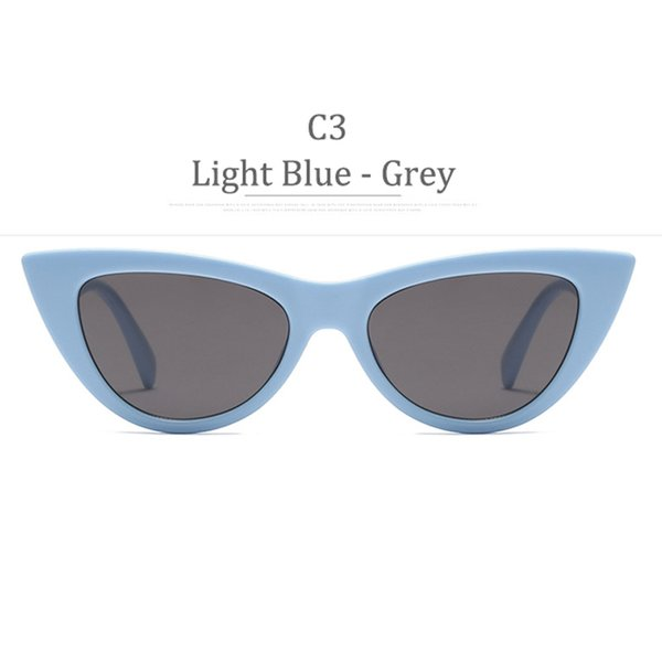 Lenti grigie per montatura C3 Light Blue