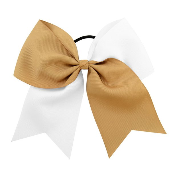 Ruban de machaon double couleur pour bébé de 8 pouces, mini noeud de machaon, épingle à cheveux, enfant fille, épingle à cheveux solide, accessoires de coiffure