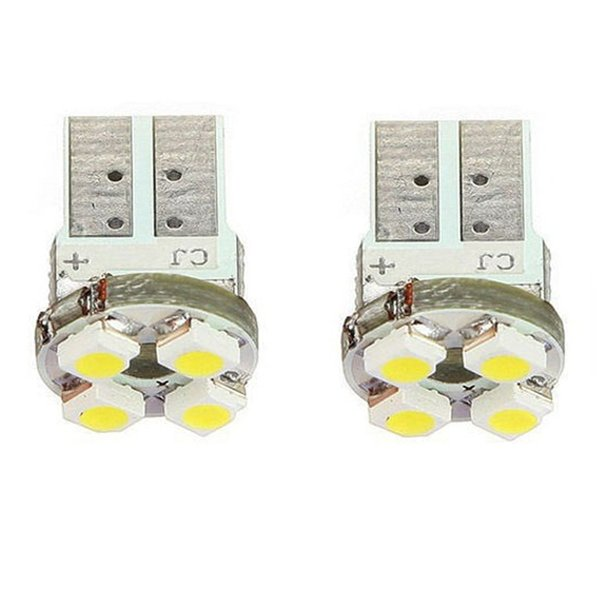 T10 4SMD Car Side Light Lamp w5w led canbus LED Car Side Wedge Light 194 927 161 Lamp