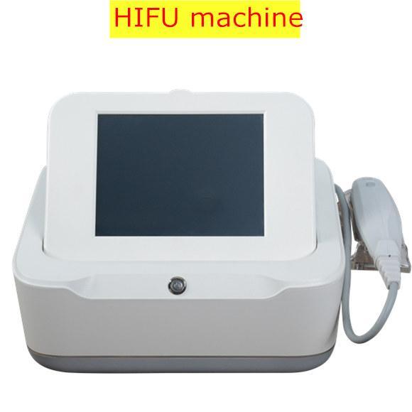 Nouvelle arrivée échographie hifu machine machine de levage de visage professionnel hifu enlèvement de graisse corps hifu minceur équipement de beauté