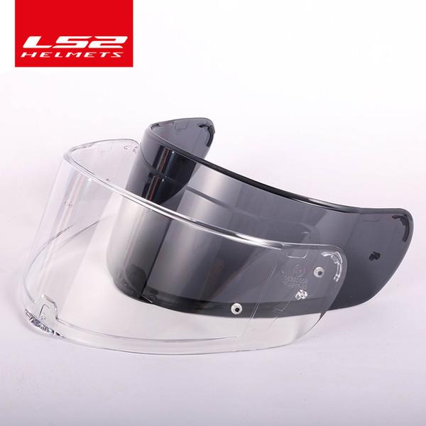 Light Smoke LS2 Helmets Visor for FF385//387//396 Helmets