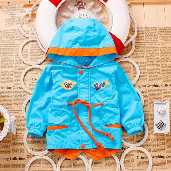 Infant Boy Toddler Capes Baby Clothing Hooded Baby Poncho Cardigan Coat Boy Casaco Infantil Menino Kids Blouse Children