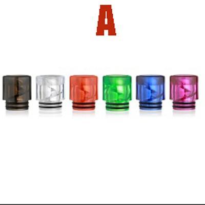 A (810 나선형 물방울 팁)