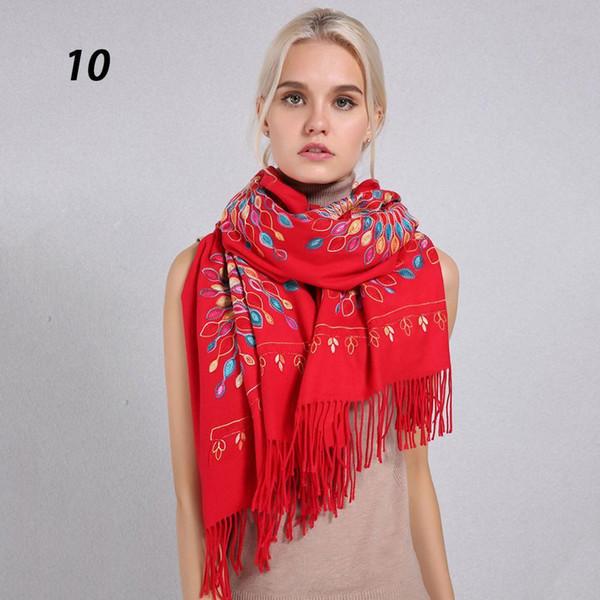 10 Big Red