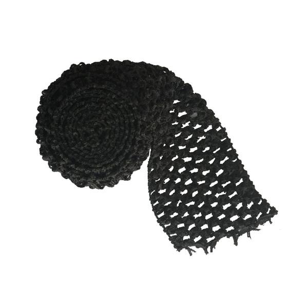 Black Headband Trim
