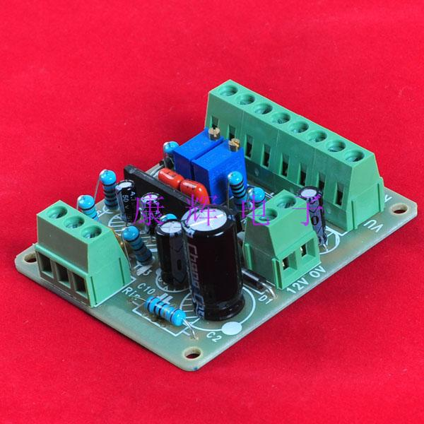 Freeshipping 12V Power Amplifier VU Meter Driver Board DB Audio Level Meter for TA7318P DENON