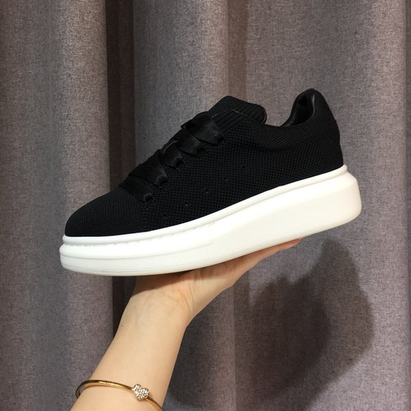 Обувь пчелы обувь Мужчины Женщины Повседневная обувь дизайнеры кроссовки на шнуровке открытый обувь Женская мода повседневная дизайнерская обувь gs18102309