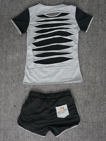 Treino Novo 2018 Mulheres Terno Moletom Com Capuz + Calça Jogging Femme Marque Survetement Sportswear 2 pc Set 4 Cor S-XL