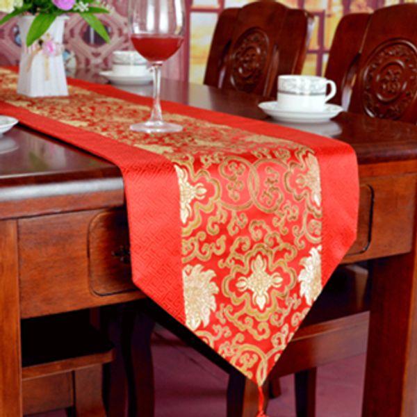 rote Blume 226 x 33 cm