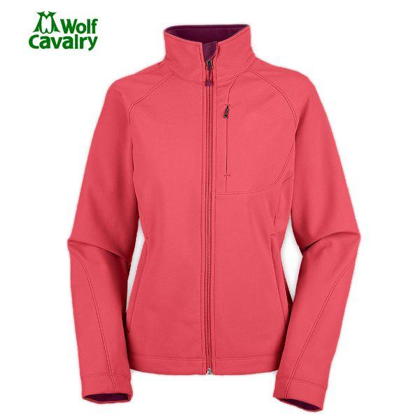 2018 Cavalrywolf Female Softshell Jackets Waterproof Outdoor Sport Warm Coat Hiking Camping Trekking Y1893006 From Shenping03, $54.28   Dhgate.Com