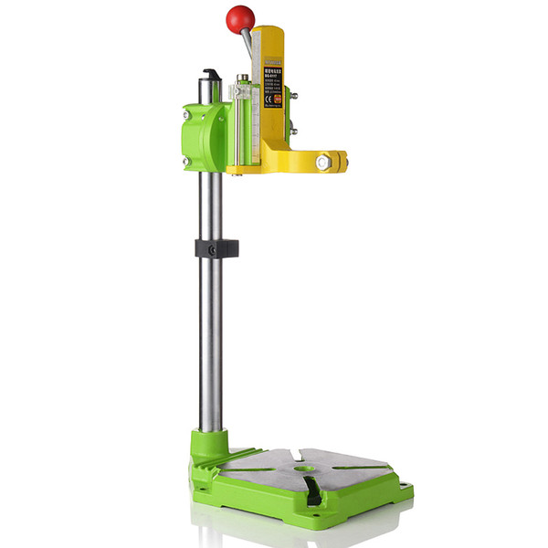 Freeshipping Precision Electric Drill Stand Power Rotary Tools Bench Drill Accessories Multifunction Fixed Bracket Base Woodworking Tools
