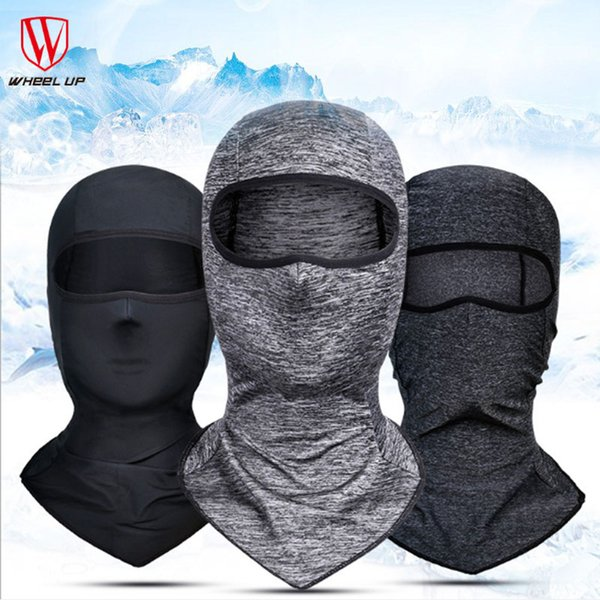 Summer ice cream head cover riding mask face protection sun protection outdoor exercise kit men and women AC0026