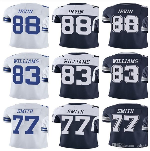 Hot 2018 Custom Dallas Cowboy Jersey Men Women Youth #88 Michael Irvin