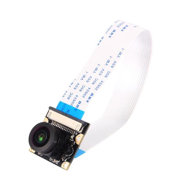 Freeshipping Camera Module Board 5MP 175 Degrees Wide Angle Fish Eye Lenses For Raspberry Pi Model A Model B