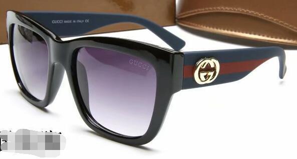 top popular High Quality Brand Sun glasses mens Fashion Evidence Sunglasses Designer Eyewear For mens Womens Sun glasses new glasses color 0034 2019