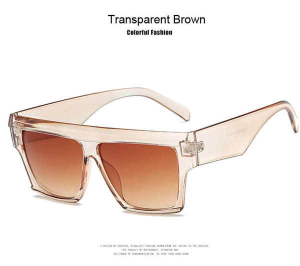 Transaprent Brown