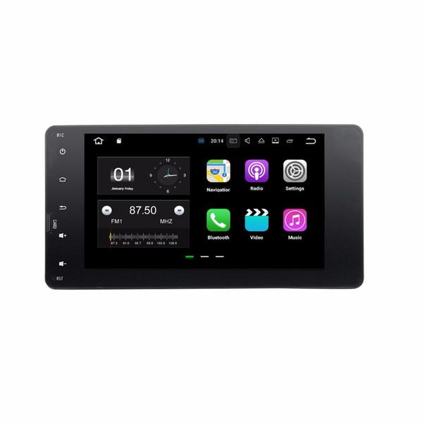 Android 7.1 Car Radio DVD GPS Multimedia Head Unit Car DVD for Mitsubishi Outlander 2013 2014 With 2GB RAM Bluetooth WIFI Mirror-link