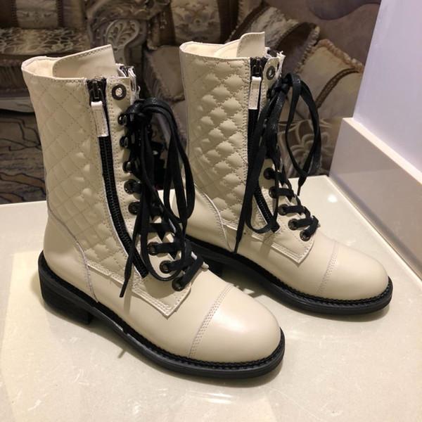 Frauen Martin Stiefel Mode Damen Hochwertige maker Luxusmarke Großhandel Neue Schuhe Designer Von Shoe Vollleder Stil Heisse WD2EH9I