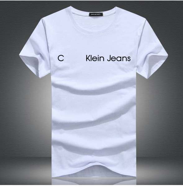 2019 new brand fashion luxury tops designer t shirts for mens tshirt women s clothes clothing gym sweat suits t-shirt
