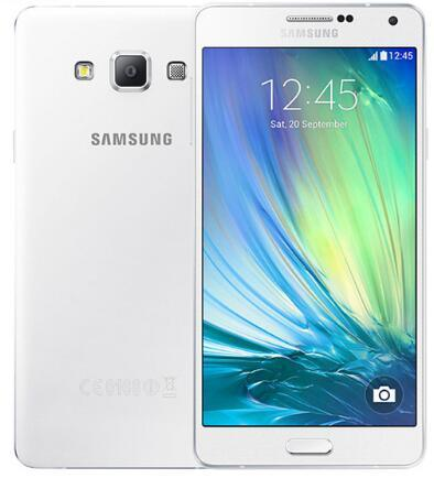 Cellulare rinnovato originale Samsung Galaxy A7 A7000 Dual SIM Octa Core da 2 GB / 16 GB, 5,5 pollici 13MP 4G LTE