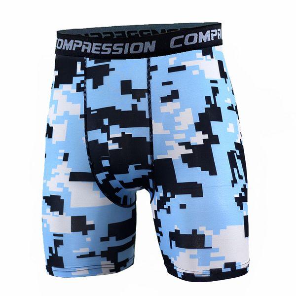 Men Running Shorts GYM Clothing Compression Tights Short Sports Football Basketball Cycling Soccer Shorts Joggers short Leggings