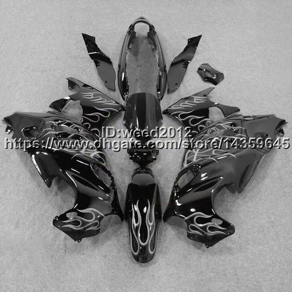 23 цвета + 5 подарков серебряного пламени GSX600F 2003 -2006 GSX750F 03 04 05 06 Обтекатель мотоцикла Katana для Suzuki ABS Пластиковый обтекатель