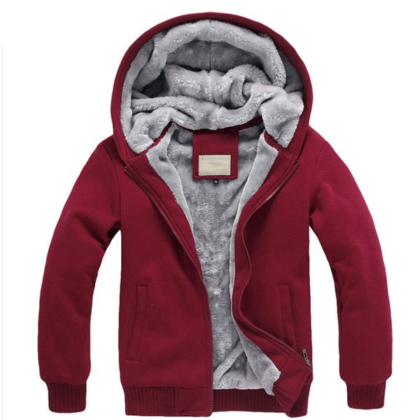 Mens wool blends top brand high quality designer outerwear cotton feather woolen coats hooded 2018 winter thick fashion casual mens clothing