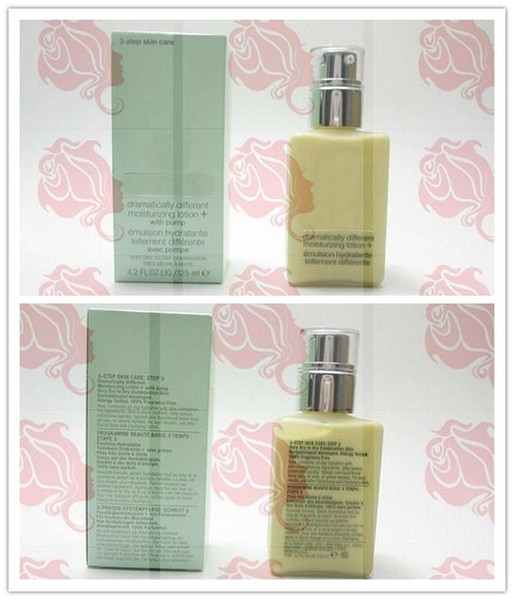 Hot selling Face Skin care products butter dramatically different moisturizing lotion+/ gel lotion gel oill butter 125ml