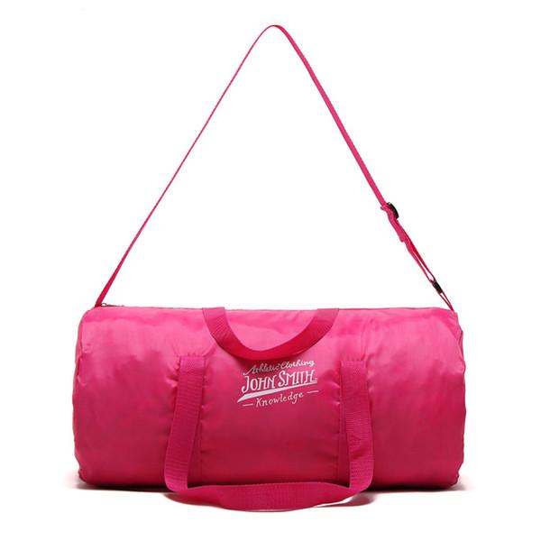 Wholesale Special Hot Outdoor Ultralight Foldable Men Women Gym Bags Waterproof Nylon Sports Travel Hiking Yoga Duffel Bags