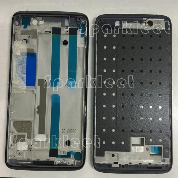 Ursprünglicher Vorderrahmen für Alcatel One Touch Idol 4 6055 OT6055 6055K 6055B 6055Y Vorderes Gehäuse