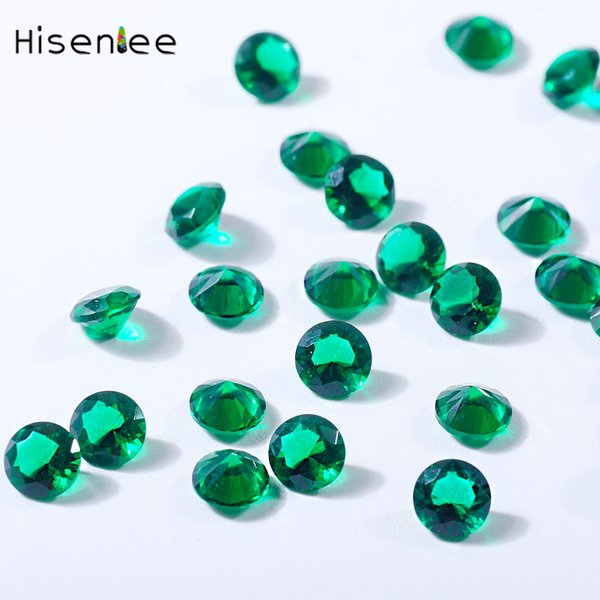 High quality 6MM 100PCS gorgeous colorful charm crystal transparent pointed bottom shape cubic zirconia DIY nail art decoration