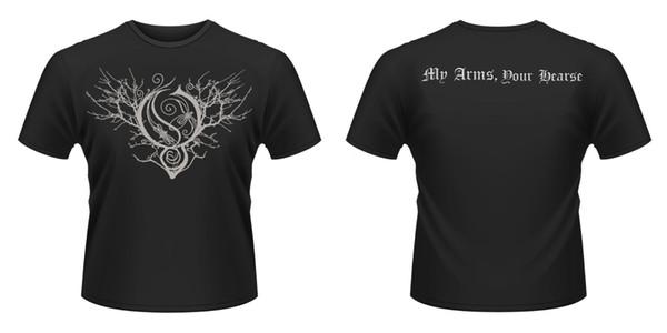Opeth 'Kollarım Senin Hearse' T-Shirt - NEU UND OFFIZIELL