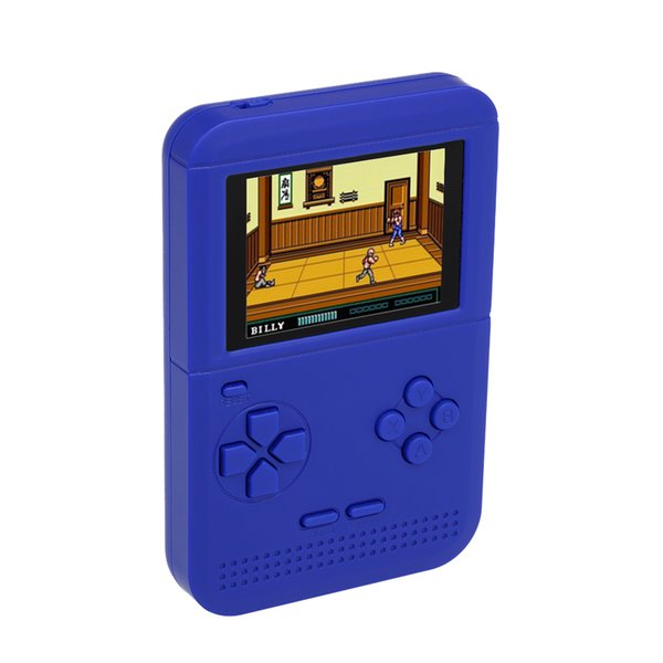 New Mini Handheld Game Console Portable Gaming Player 300 in 1 Classic Games Support TV Output With 2.6 Color Screen Display For Kids Gift