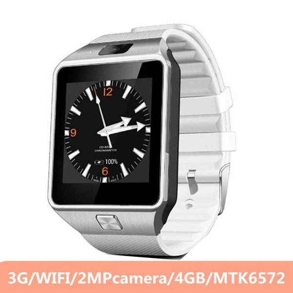 Smartwatch QW09 reloj intelligente anli-verloren intelligente Uhr 3G WIFI SIM-Karten-Slot 1.54inch Fitness Tracker PK S8 X86 QW08 montre