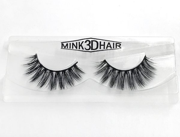 12 styles Selling 1pair/lot 100% Real Siberian 3D Mink Full Strip False Eyelash Long Individual Eyelashes Mink Lashes Extension 5 sets