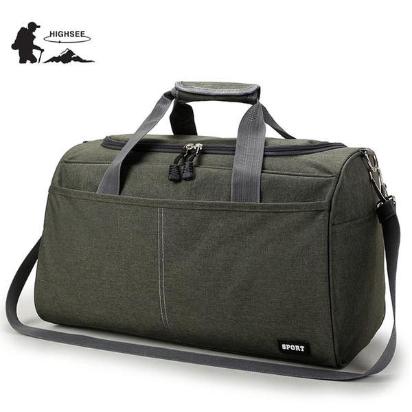 05c9b899eb HIGHSEE Sport Bag Women For Fitness Gym Bag Men Woman Training Fitness Bags  Durable Multifunction Handbag