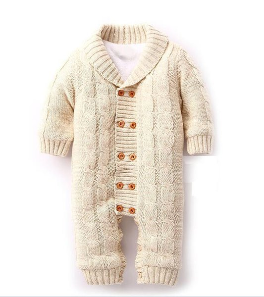 Оптовая торговля розничная Детская одежда свитер ползунки новорожденного с длин