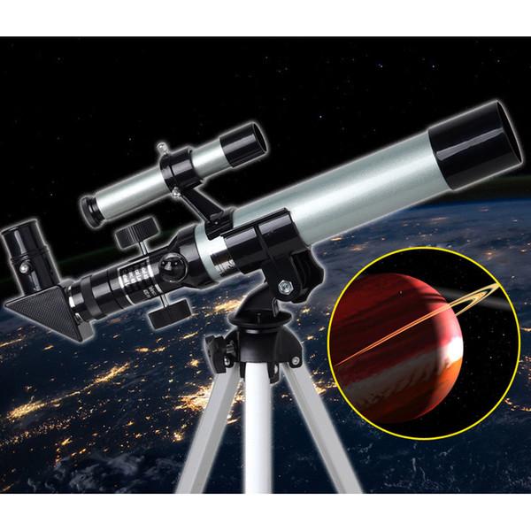 Telescopio Rifrattore Telescopio Astronomico Potente per Appassionato di Astronomia Regalo per Bambini Outdoor Telescopio per Birdwatching