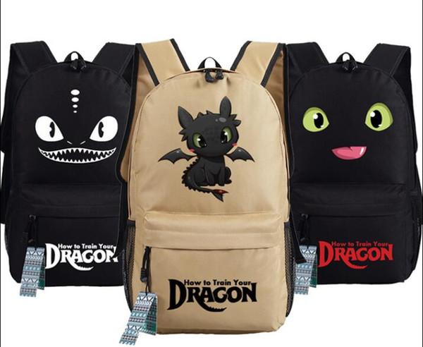 Dragon Master Wie Drachenzähmen Aberdeen Cosplay Rucksack Schule Computer Tasche Geschenk Weihnachten