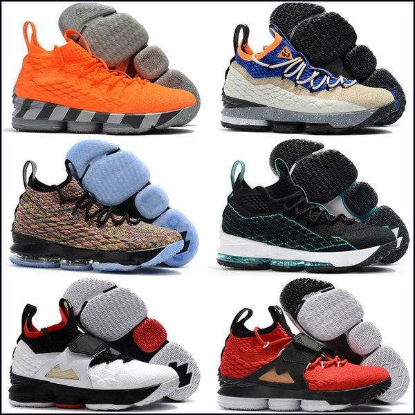 best sneakers 695ee 562b2 Kith Lebron Jame 15 XV Three Kings Lifestyle Performance ...