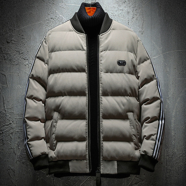 High Quality Winter Jacket Men Hooded Thick Warm Duck Down Parka Coat Casual Slim Down Mens Overcoat Many Pockets Plus Size 7XL