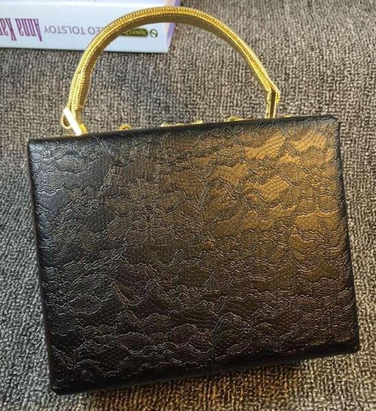 Großhandel Factory Outlet Handgefertigte Diamant Damen Handtasche ...