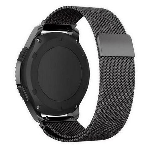 18mm 20 22 Stainless Steel Strap Huawei Watch 1 For Samsung Gear sport S3 S2 Classic Frontier huami amazfit pace bip band