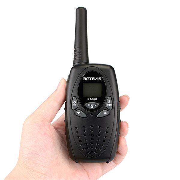 2 pcs Retevis RT628 Walkie Talkie Mini Crianças PMR446 PMR FRS Rádio PMR446 8 / 22CH VOX PTT Display LCD Crianças 2 Way Rádio Transceptor
